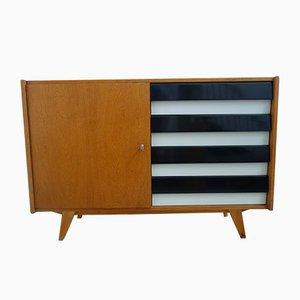 Oak Sideboard by Jiří Jiroutek for Interier Praha, 1960s