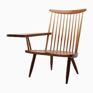 Walnut Dining Chair by George Nakashima for George Nakashima, 1970s