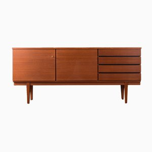 Mid-Century German Teak and Formica Sideboard, 1960s