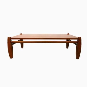 Vintage Scandinavian Teak Coffee Table