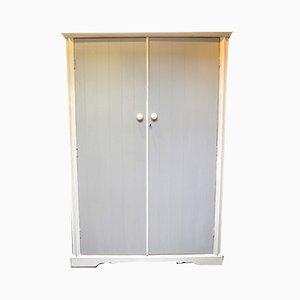Vintage 2-Door Wardrobe, 1920s