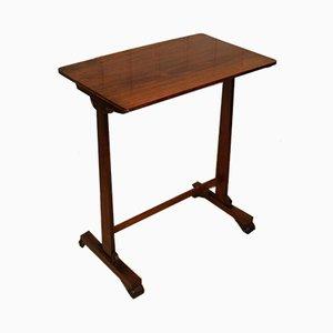 Antique Regency Rosewood Side Table