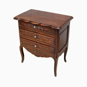 Antique French Oak Chest of Drawers