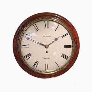 Antike Convex Fusee Uhr
