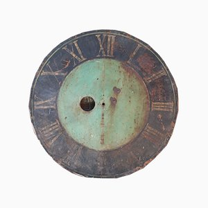 Antique German Church Dial Clock