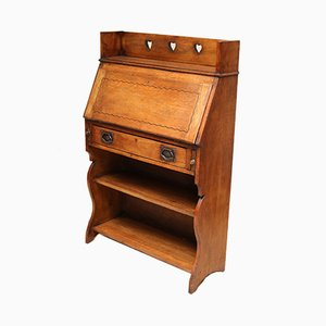 Antique Arts & Crafts Secretaire