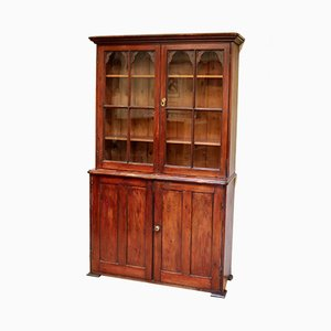 Antique Pitch Pine Dresser