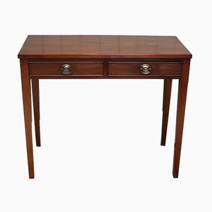 Antique Mahogany Side Table, 1820s