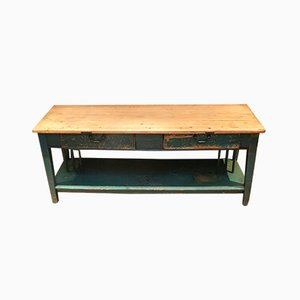 Antique Pine Scullery Table