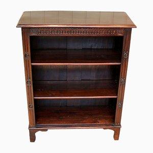 Antique Beech Bookcase