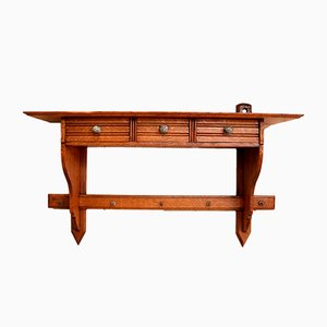 Antique French Oak Shelf