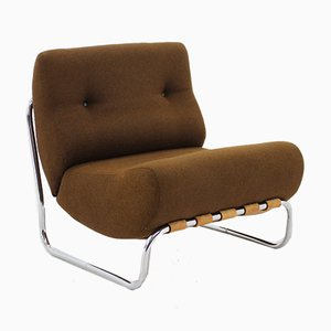 Mid-Century German Lounge Chair, 1970s