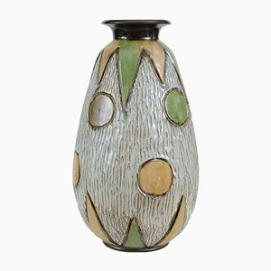 Mid-Century Ceramic Vase from Losson, 1950s