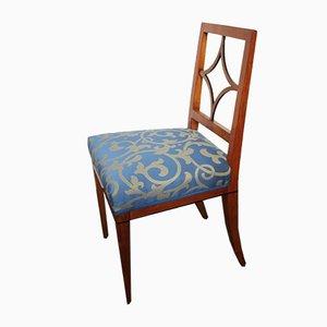 18th-Century Josephinian Cherry Side Chairs, Set of 2