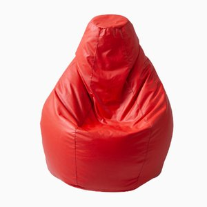 Mid-Century Italian Bean Bag by Piero Gatti for Zanotta