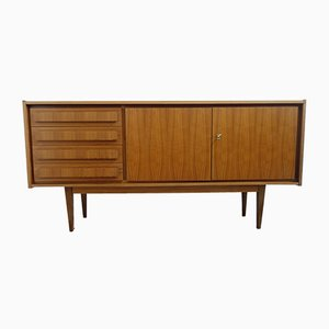 Mid-Century German Veneer Sideboard from Diekwisch, 1960s