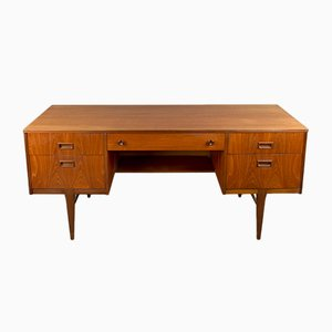 Mid-Century Teak Desk or Dressing Table from Nathan, 1960s