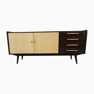 Mid-Century German Two-Tone Sideboard, 1960s