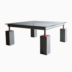 Mandarin Dining Table by Ettore Sottsass for Memphis, 1980s