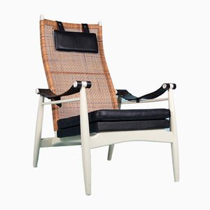 Dutch Lounge Chair by P. J. Muntendam for Gebroeders Jonkers Noordwolde, 1950s