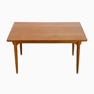 Danish Teak Model 54 Extendable Dining Table from Omann Jun, 1960s