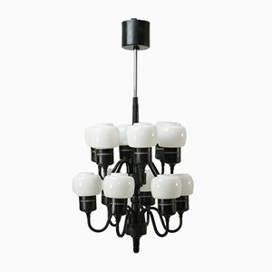 Swedish T-527 Chandelier from Hans-Agne Jakobsson AB Markaryd, 1960s