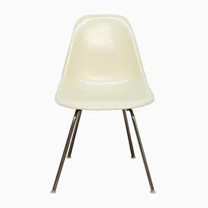 Sedia DSS-H vintage in fibra di vetro di Charles & Ray Eames per Vitra