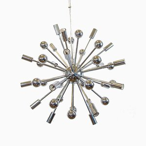 Vintage Sputnik Deckenlampe, 1980er