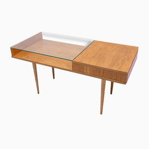 Mid-Century Glazed Coffee Table by František Jirák for Tatra, 1960s