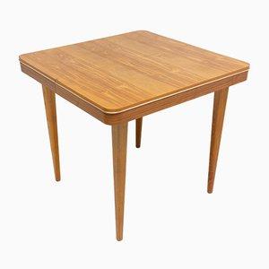 Mesa de comedor ajustable de Bohumil Landsman para Jitona, años 60