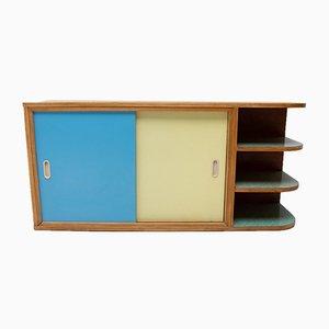 Mid-Century Czech Wood & Formica Dresser, 1950s