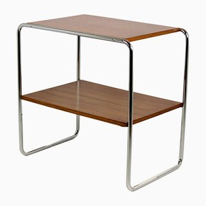 Vintage Art Deco B12 Console Table by Marcel Breuer, 1930s