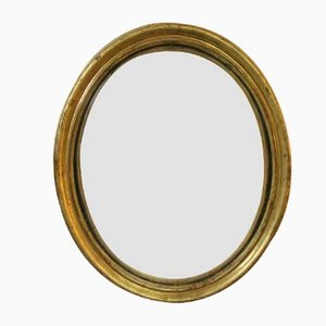 Antique Neo-Classical French Mirror