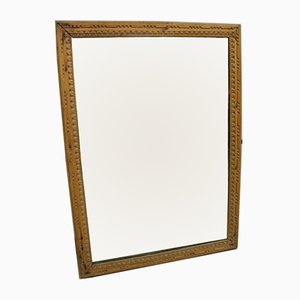 18th Century Neo-Classical Carved Wood Mirror