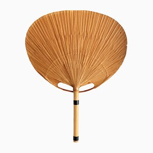 Hand-Crafted German Uchiwa Sconce by Ingo Maurer for Design M, 1970s