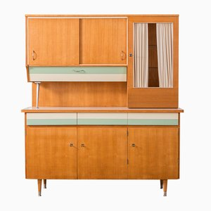 Mid-Century Kitchen Cabinet, 1950s