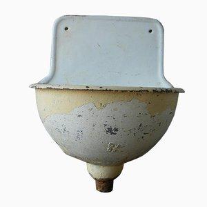 Vintage Becken aus Gusseisen