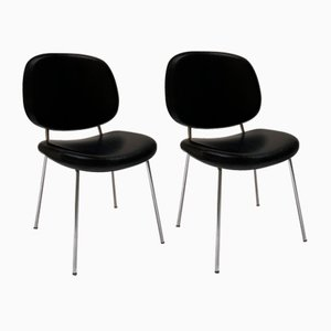 Vintage Chairs from Olivetti Synthesis, 1970s, Set of 2