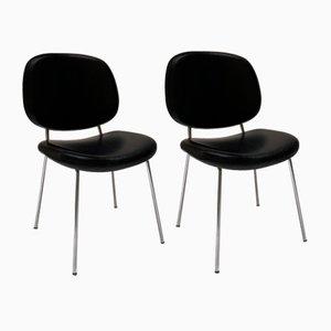 Vintage Stühle von Olivetti Synthesis, 1970er, 2er Set