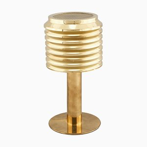 Vintage Brass Model B-142 Table Lamp by Hans-Agne Jakobsson for Markaryd, 1960s