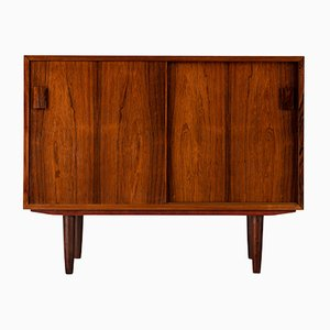 Small Mid-Century Danish Rosewood Sideboard from DR Møbler, 1960s