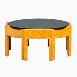 Table Basse Mitzi Postmoderne par Hans Hollein pour Poltronova, 1981