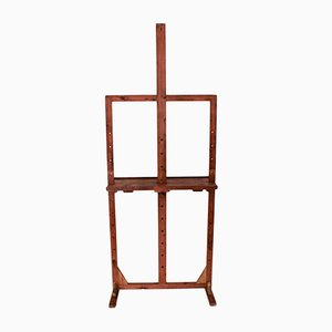 Mid-Century Spruce Easel, 1950s