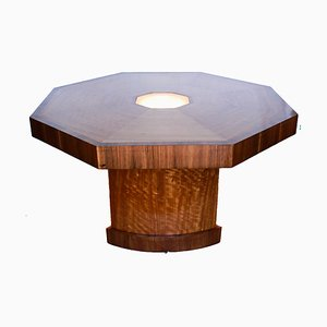 Octagonal Table, 1930s