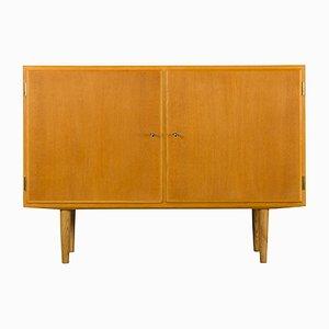 Kleines dänisches Sideboard aus Eiche von Carlo Jensen für Hundevad & Co., 1960er