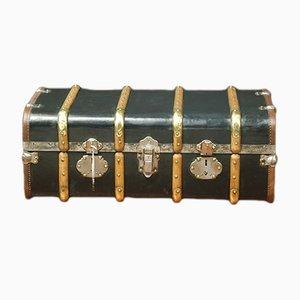 Französischer Vintage Koffer, 1920er