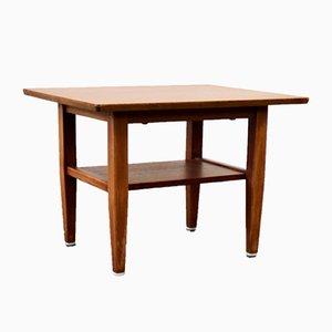 Table Basse Vintage en Bois, 1970s