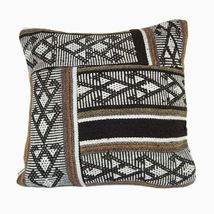 Large Aztec Pattern Kilim Pillow Cover from Vintage Pillow Store Contemporary