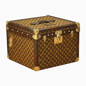 Vintage Hat Trunk by Louis Vuitton, 1920s