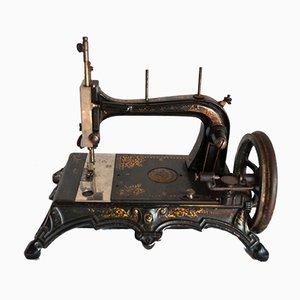 Tragbare Vintage Nähmaschine von Junker & Ruh
